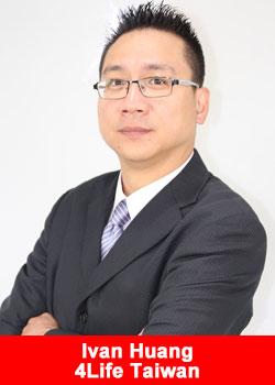4Life Named Ivan Huang As General Manager Of Taiwan