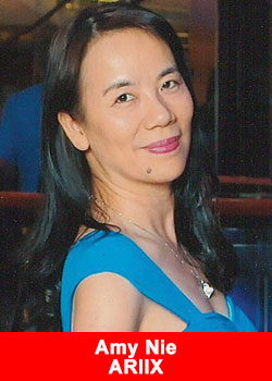 Amy Nie Achieves Chairperson Level 9 Rank At ARIIX