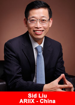 ARIIX Appoints Sid Liu As Executive Vice President Of Sales For China