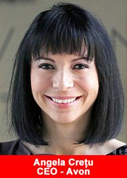 Avon Appoints Angela Cretu As CEO - Jan Zijderveld Steps Down