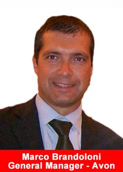 Avon, General Manager, Marco Brandolini