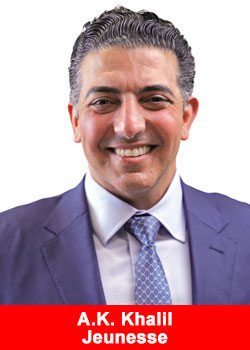 Post image for Jeunesse Welcomes A.K. Khalil As President Of Global Field Development
