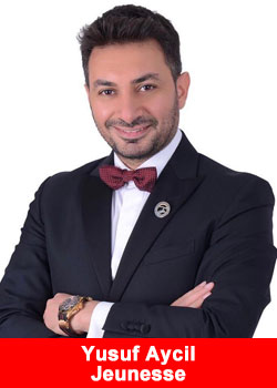 Top Leader Yusuf Aycil from Turkey Joins Jeunesse