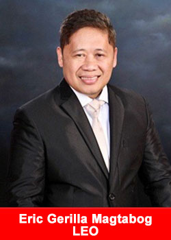 Eric Gerilla Magtabog –  A Fully Focused LEO Member From The Philippines