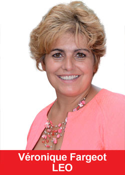 Véronique Fargeot From France Achieves Marketing Director Rank At LEO