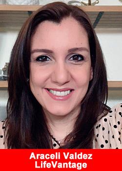 Post image for Araceli Valdez From Mexico Achieves Elite Pro 7 Rank At LifeVantage