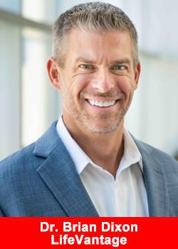 LifeVantage Appoints Dr. Brian Dixon As SVP Research & Development
