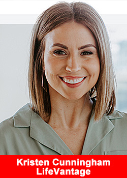 Post image for Kristen Cunningham Hired As Vice President Of Field Development At LifeVantage