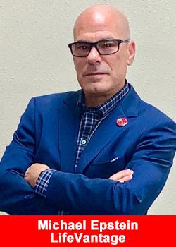 Michael Epstein Advances to Elite Pro 8 with LifeVantage