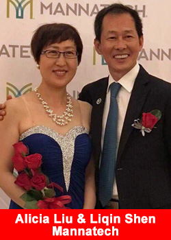 Liqin Shen And Alicia Liu Achieve Mannatech?s Elite Million Dollar Club