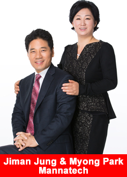 Jiman Jung And Myong Park - Mannatech