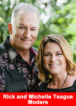 Rick and Michelle Teague Achieve Elite 3 At Modere