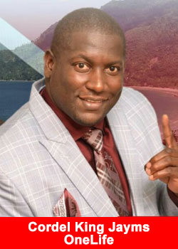 Cordel King Jayms Top Leader In Trinidad And Tobago