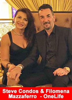 Interview With Steven Condos And Filomena Mazzaferro ...