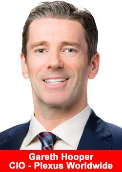 Plexus Worldwide Appoints Gareth Hooper As CIO