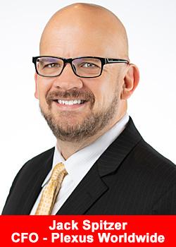 Plexus Worldwide Names Jack Spitzer As Chief Financial Officer