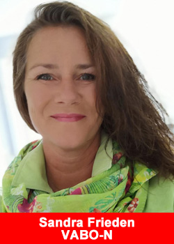 Sandra Frieden Achieves Platinum Rank With VABO-N