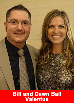 Bill And Dawn Ball Achieve Diamond Rank At Valentus