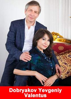 Dobryakov Yevgeniy and Karlygash Mukanova From Kazakhstan Achieve Diamond Rank At Valentus