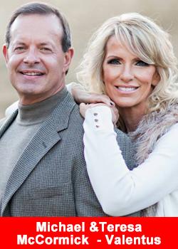 Michael And Teresa McCormick Achieve Triple Diamond Rank At Valentus