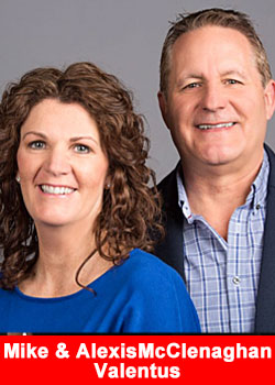 Mike And Alexis McClenaghan Achieve Blue Diamond Rank At Valentus