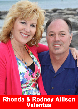 Rodney and Rhonda Allison Achieve Triple Diamond Rank At Valentus