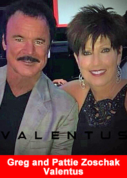 Greg and Pattie Zoschak Achieves Double Diamond Rank At Valentus