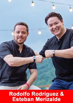 Rodolfo Rodríguez And Esteban Merizalde Achieve Double President Rank At World Global Network