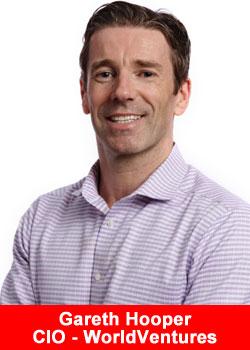 Gareth Hooper CIO WorldVentures