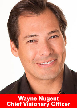 Wayne Nugent Chief Visionary Officer