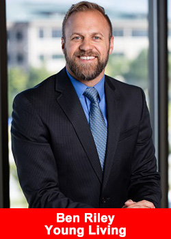 Young Living Names Ben Riley Chief Sales Officer