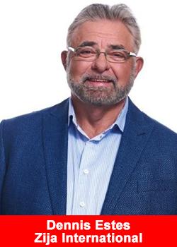Zija Natural Health Revolution Ambassador - Dennis Estes