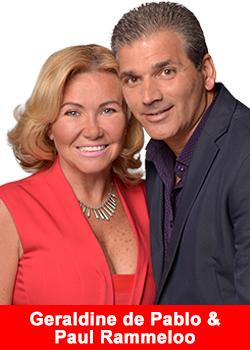 Latin America Network Marketing Leaders Geraldine De Pablo & Paul Rammeloo Join Zija International