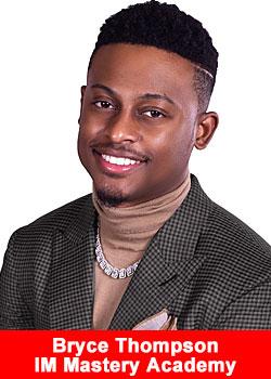 Bryce Thompson Achieves Chairman 500 Rank At IM Mastery Academy