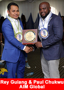 AIM Global Abuja, Nigeria Celebrates 4th Anniversary With 5,000 Attendees