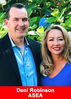 Deni & Tom Robinson Achieve $10 Million In Career Earnings At ASEA