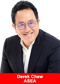 Derek Chew From Singapore Double Ambassador Diamond Rank At ASEA