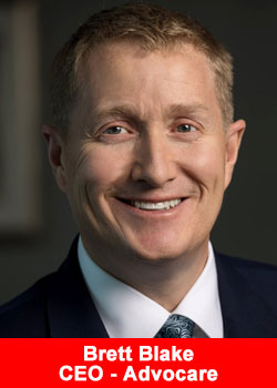 AdvoCare Appoints Brett Blake As CEO