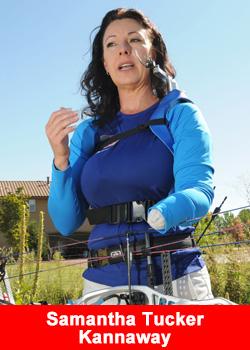 U.S. Paralympic Athlete Samantha Tucker Joins Kannaway As A Company Spokesperson