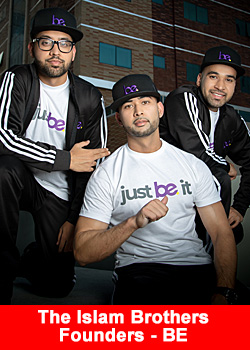 The Islam Brothers Take Startup BE To Next Level