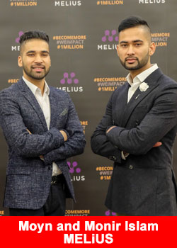 Interview with Top Leaders Moyn And Monir Islam - Founding Members Of Melius