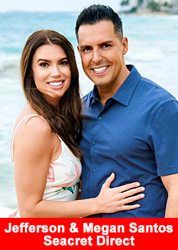 Post image for Teamwork Drives Seacret Direct Blue Diamond Rank Advancement For Jefferson Santos And His Wife Megan
