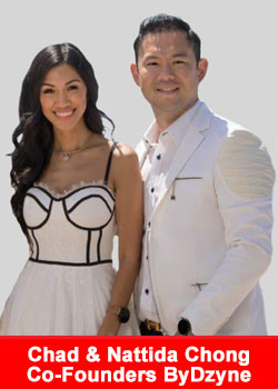 #1 Ranked MLM Millennial Couple, Chad And Nattida Chong, Lead The Field At ByDzyne