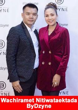 Wachiramet Nitiwataektada & Voravee Chaiya From Thailand Achieve 2-Star President Rank At ByDzyne