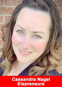 Cassandra Nagel From Canada Achieves Ambassador Rank At Elepreneurs