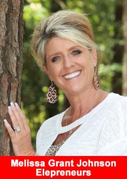 Top Leader Melissa Johnson Achieves Crown Ambassador Rank At Elepreneurs