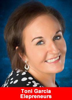 Toni Garcia Achieves Ambassador Rank At Elepreneurs