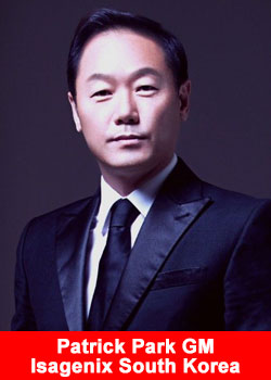 Isagenix Appoints Patrick Park As General Manager South Korea
