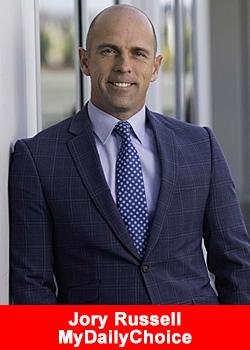 MyDailyChoice Hires New Senior Vice President Of International Jory Russell
