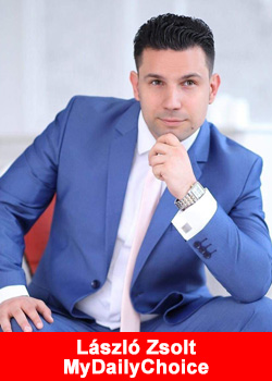 László Zsolt Kun From Hungary Achieves 100k Rank At MyDailyChoice